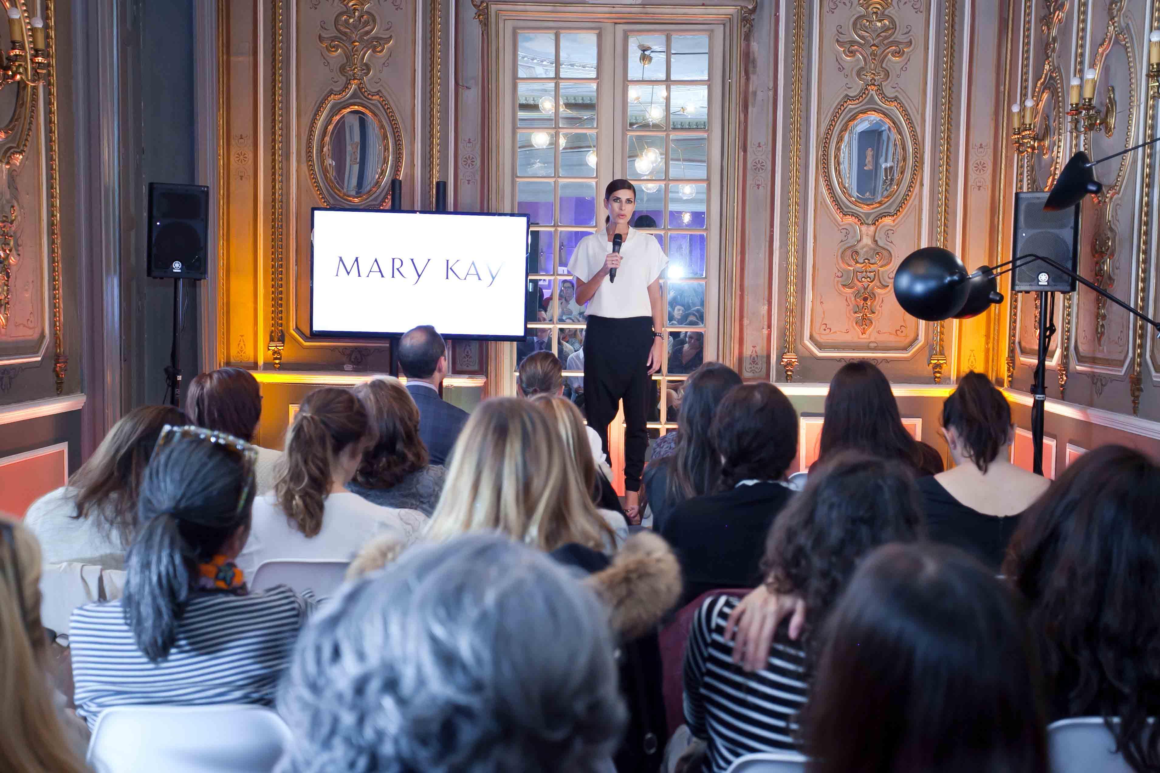 Presentación de producto Mary Kay