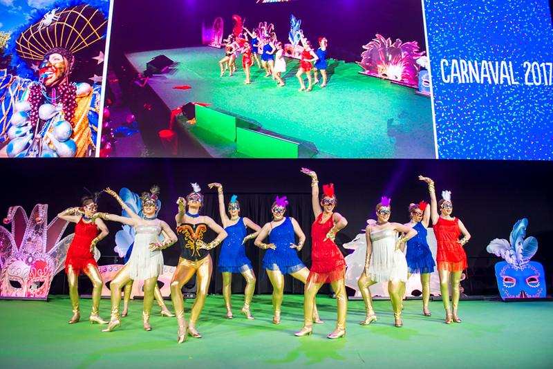 Ballet Fiesta de Carnaval Herbalife