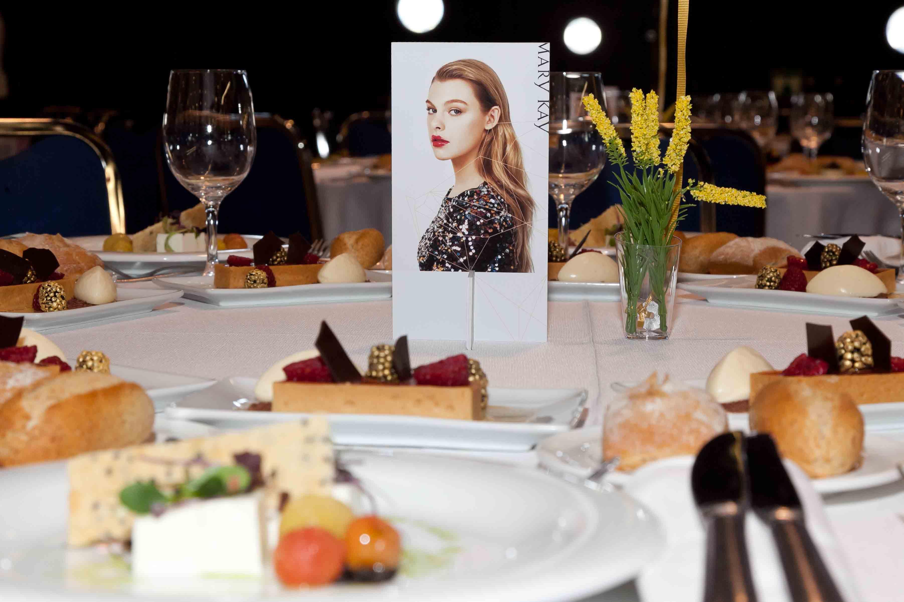 catering evento MK Barcelona