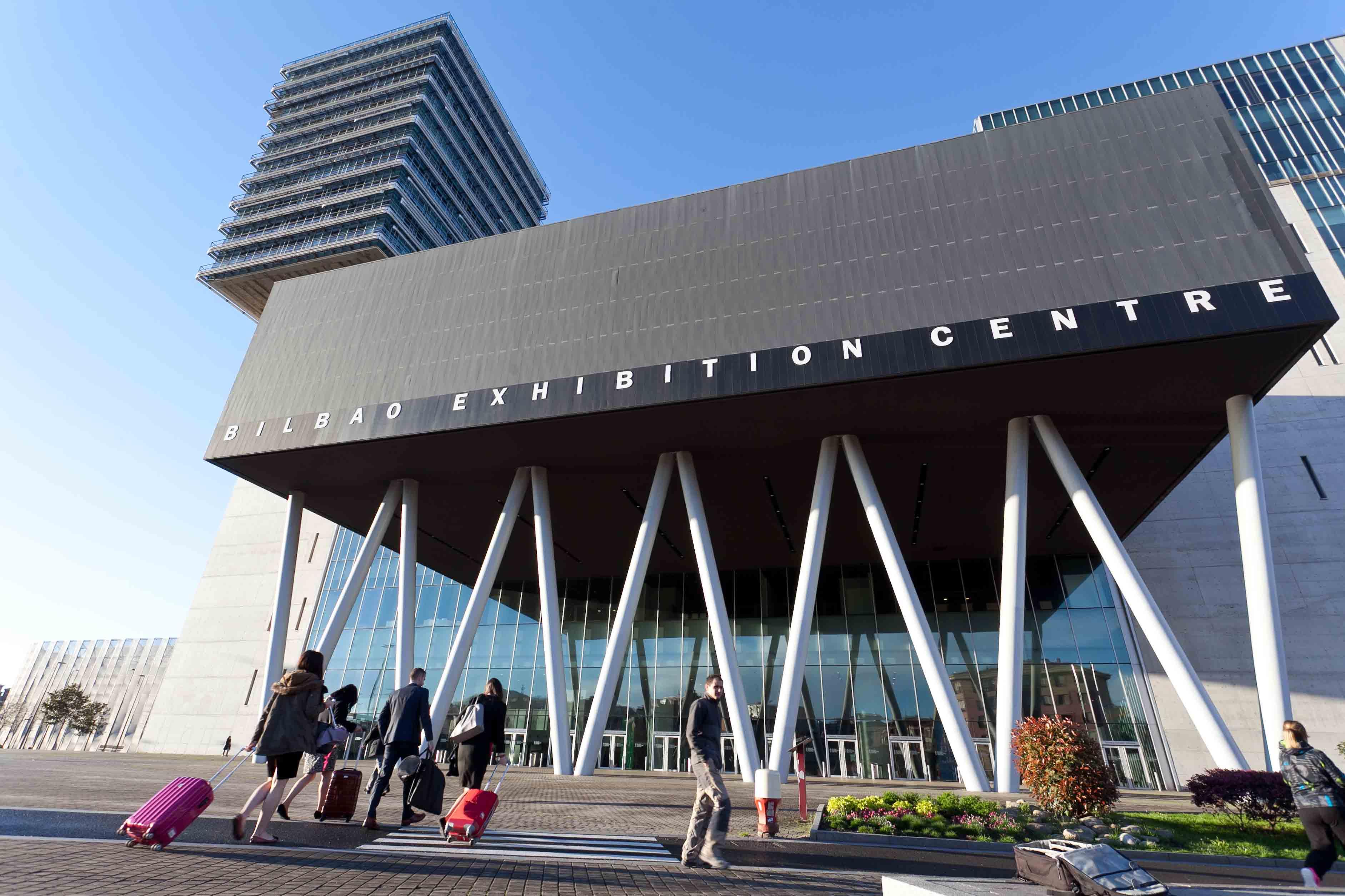 Bilbao centre